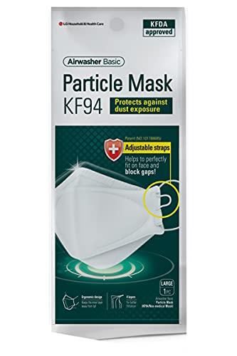 KF94 エアウォッシャー 4層構造マスク 40枚セット 3D設計 高性能 立体マスク 韓国 使い捨て 不織布