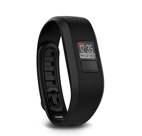 Garmin vívofit 3 Fitness-Tracker - 24/7 Activity Tracker, 1 Jahr Batterielaufzeit, Tagesziele, wasserdicht bis 5 ATM, hochauflösendes Display