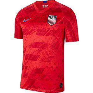 Nike Mens USA 2019 Away Soccer Jersey