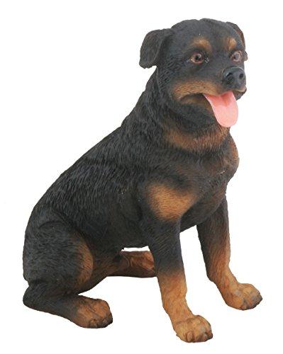 YTC Rottweiler Dog - Collectible Statue Figurine Figure Puppy Sculpture