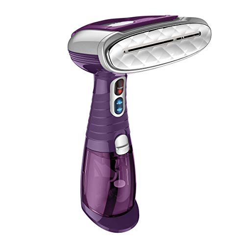 Conair Turbo Extreme Steam Hand Held Fabric Steamer; Purple - Amazon Exclusive