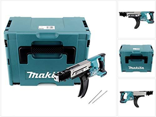 Makita DFR 750 ZJ Akku Magazinschrauber 18V 45-75mm Solo + Makpac - ohne Akku, ohne Ladegerät