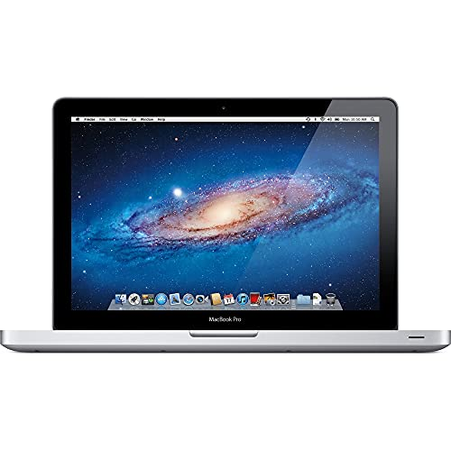 "Apple MacBook Pro 13"" MD313LL/A (4GB RAM, 500GB HD, macOS 10.13) - 1 Pack (Refurbished)"