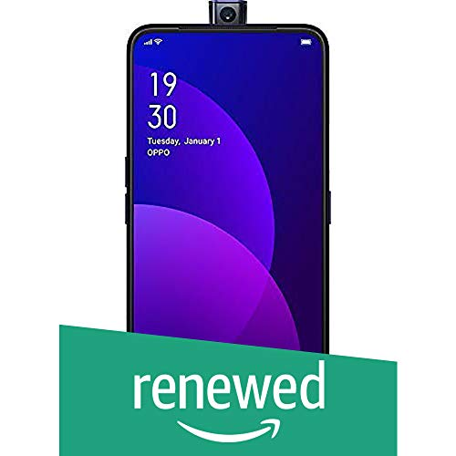 (Renewed) Oppo F11 Pro (Thunder Black, 6GB RAM, 64GB Storage) 1