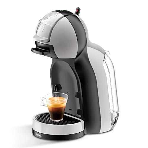 Nescafé Dolce Gusto Mini Me KP123BK Macchina per Caffè Espresso e Altre Bevande, Automatica,...