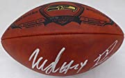 100% Certified Authentic and Backed by our Sports Memorabilia Authenticity Guarantee Category; Autographed Footballs