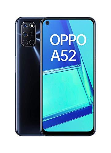 OPPO A52 - Pantalla de 6.5' ( FHD+, 4GB/64GB, Snapdragon 665,...