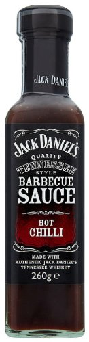 JD BBQ Sauce Hot Chili 260ml