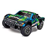 Traxxas Slash 4X4 Ultimate: 1/10 Scale 4WD Electric Short Course Truck with TQi Radio System, Link Wireless Module, Stability Managment (TSM)