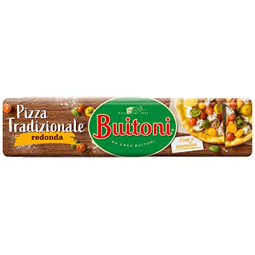 BUITONI Masa de Pizza Tradizionale Refrigerada, 260g