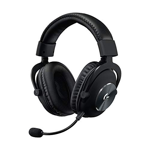 Logicool G ロジクール G PRO X ゲーミングヘッドセット G-PHS-003 PS5 PS4 PC Switch Xbox 有線 Dolby 7.1...