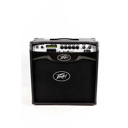 Peavey VYPYR VIP 3 100W 1x12 Guitar Modeling Combo Amp Black 888365246697