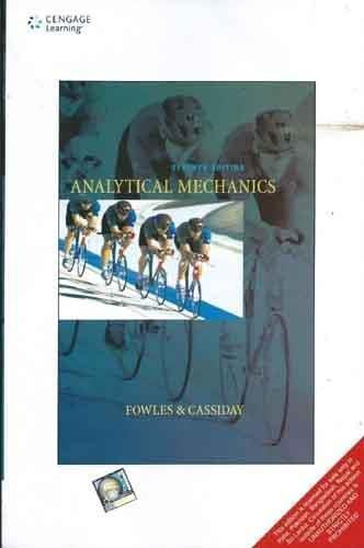 Analytical Mechanics, 7Th Edition