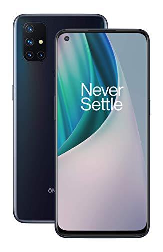 "OnePlus N10 Midnight Ice (Hielo de Medianoche) | Pantalla de 6.49"" a 90Hz | 6GB de RAM + 128GB de Almacenamiento | Cámara cuádruple | Warp Charge 30T | Dual SIM | 5G"