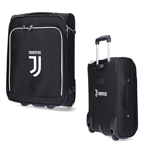 Juventus Trolley da Viaggio - Novit 2019/2020-100% Originale - 100% Prodotto Ufficiale - Colore Nero...