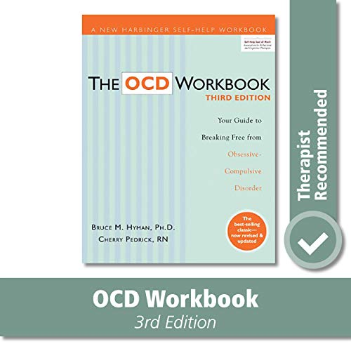 OCD Workbook: Your Guide to Breaking Free from Obsessive...
