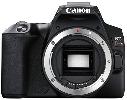 デジタル一眼レフカメラ EOS Kiss X10ブラック(W)