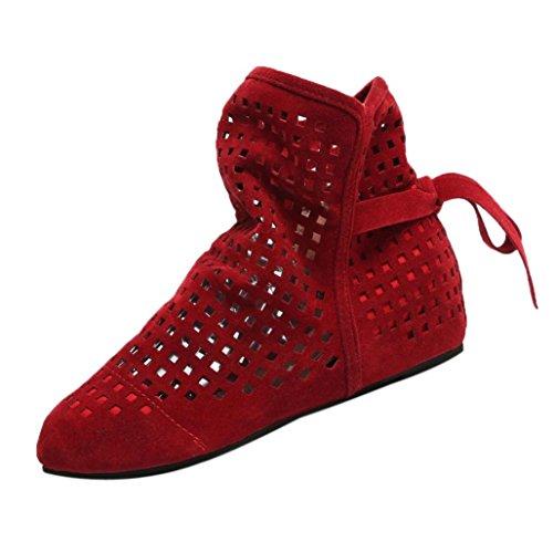 Zapatos ZODOF Babyneckerchief Medio para Mujer 10 Negro