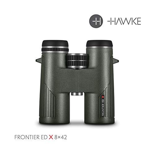 Hawke Frontier ED X Binocular (8x42, Green)