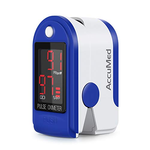 AccuMed CMS-50DL Fingertip Pulse Oximeter