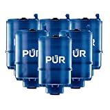 PUR RF9999 Genuine MineralClear Replacement Filter for Faucet Water Filtration System (Pack of 6)