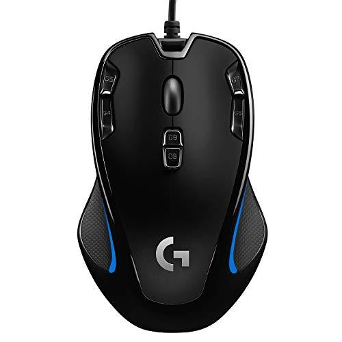 Logitech - Optical Gaming Mouse G300s (Windows 8.1)