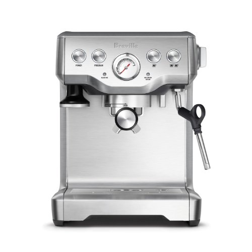Breville BES840XL ブレビル インフューザー エスプレッソマシーン the Infuser Espresso Machine [並行輸...