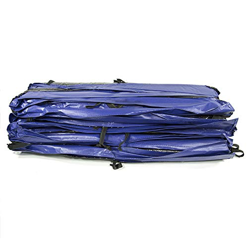 Skywalker Trampolines 9x15 Blue Rectangle Spring Pad