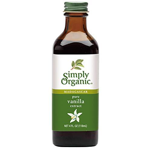Simply Organic Vanilla Extract, Certified Organic | 4 oz