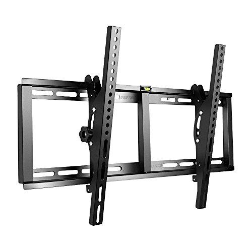 BESTEK テレビ壁掛け金具 26~65インチLED液晶テレビ対応 左右移動式 角度調節可能 BTTM0690B