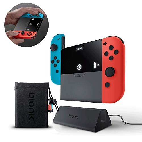 Power Plate Portable Power System For Switch Console And Joy-Con [Nintendo Switch ] [Edizione: Germania]