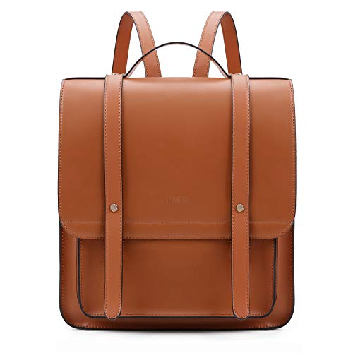 ECOSUSI Women Briefcase Laptop Backpack...