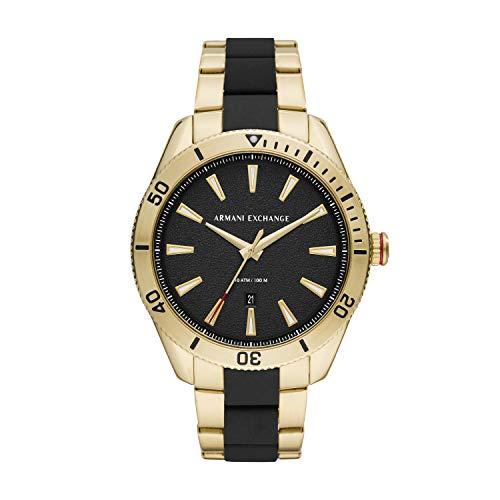 Armani Exchange Herren Analog Quarz Uhr Watch AX1825