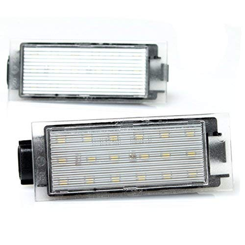 Light-Delux V-032401 Illuminazione Targa LED