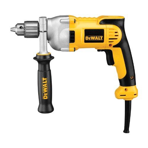 DEWALT Electric Drill, Pistol-Grip, 1/2-Inch, 10-Amp...