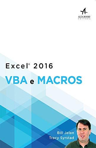 Excel 2016. VBA e Macros
