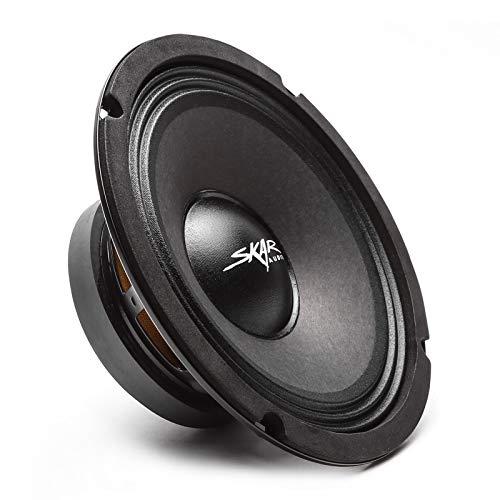 Skar Audio FSX8-4 8' 350 Watt 4 Ohm Pro Audio Midrange Loudspeaker, Each