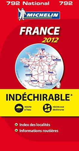 "Mapa National Francia 2012 ""Alta Resistencia"" (Carte nazionali)"