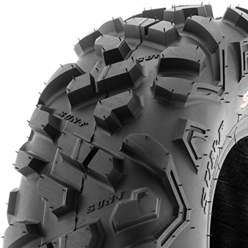 SunF 19x7-8 Replacement Tubeless 6 PR ATV UTV Tires A051 POWER II [Single]