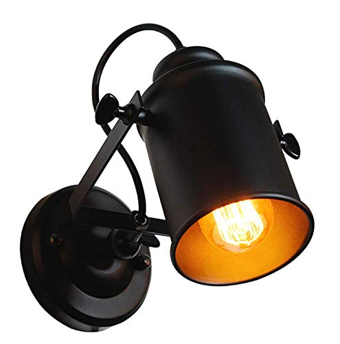 Lampade da parete per interni, lampada vintage industriale, lampade a sospensione decorative su...