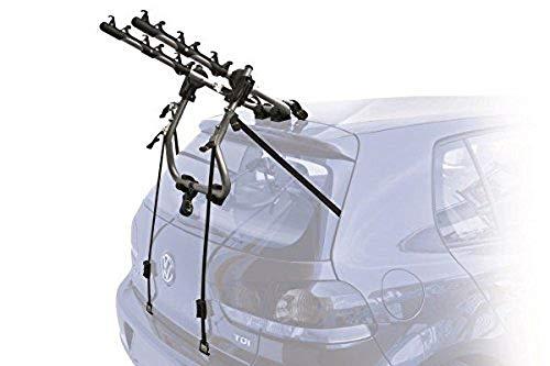 Peruzzo PE 382/A Portaciclo Auto in Alluminio 3 Posti, Grigio, Unica