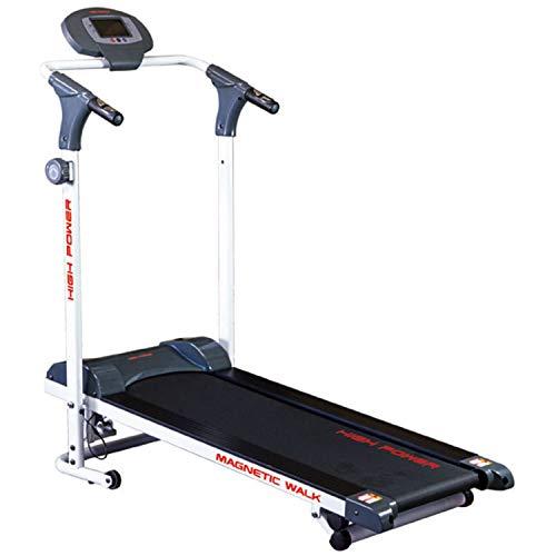 Magnetic Walk Tapis Roulant Magnetico per home-fitness, inclinazione manuale 3 livelli, nastro...