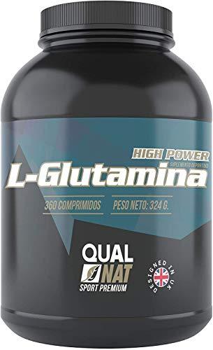 L-Glutamina |Fuerza y Potencia|Suplemento Deportivo | 360 co