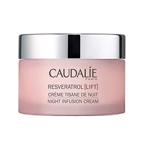 Caudalie Resveratrol Lift Night Infusion Cream,...