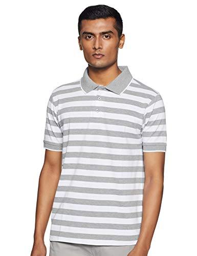 Amazon Brand - Symbol Men's Regular Polo Shirt