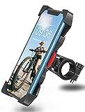 Bovon Soporte Movil Bicicleta, Anti Vibración Soporte Movil Bici Montaña con 360° Rotación para...
