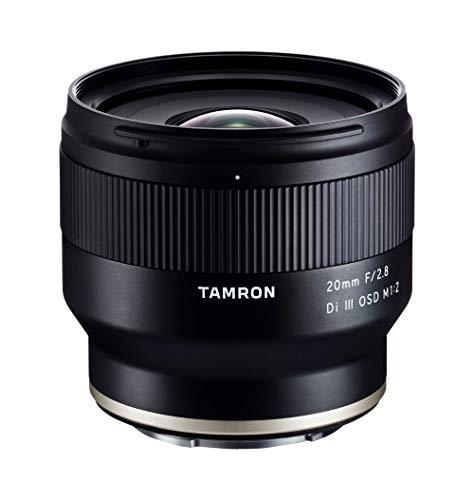 タムロン 20mm F/2.8 Di III OSD M1:2 (Model:F050)※FEマウント用レンズ(フルサイズミラーレス対応) 20F/2.8DI3OSDF050