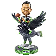 Russell Wilson Seattle Seahawks Limited Edition 8 inches tall Brand New in Original Box