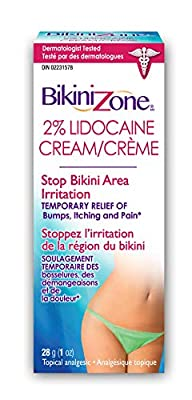 Instantly stops irritation, redness, and itching For use after shaving, depilating, and waxing Specially formulated and dermatologist tested Crème doesn't stain bathing suits or clothing Comes in 1 ounce; Tube