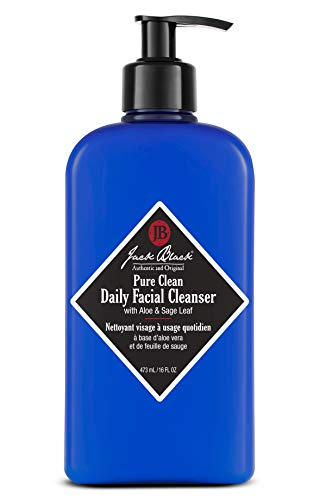 Jack Black Pure Clean Daily Facial Cleanser,16 Fl...